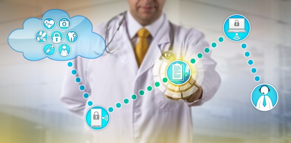 How Cloud Computing Benefits Healthcare Organizations