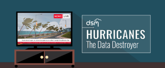 Hurricanes: The Data Destroyer [Infographic] - Featured Image