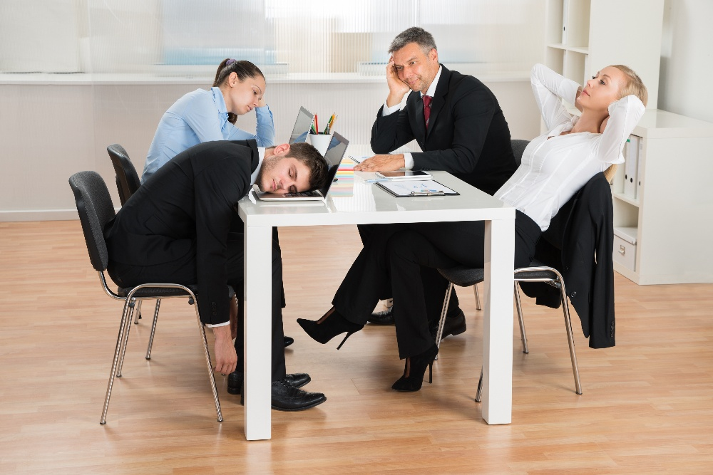 Employee Productivity Affected by Downtime