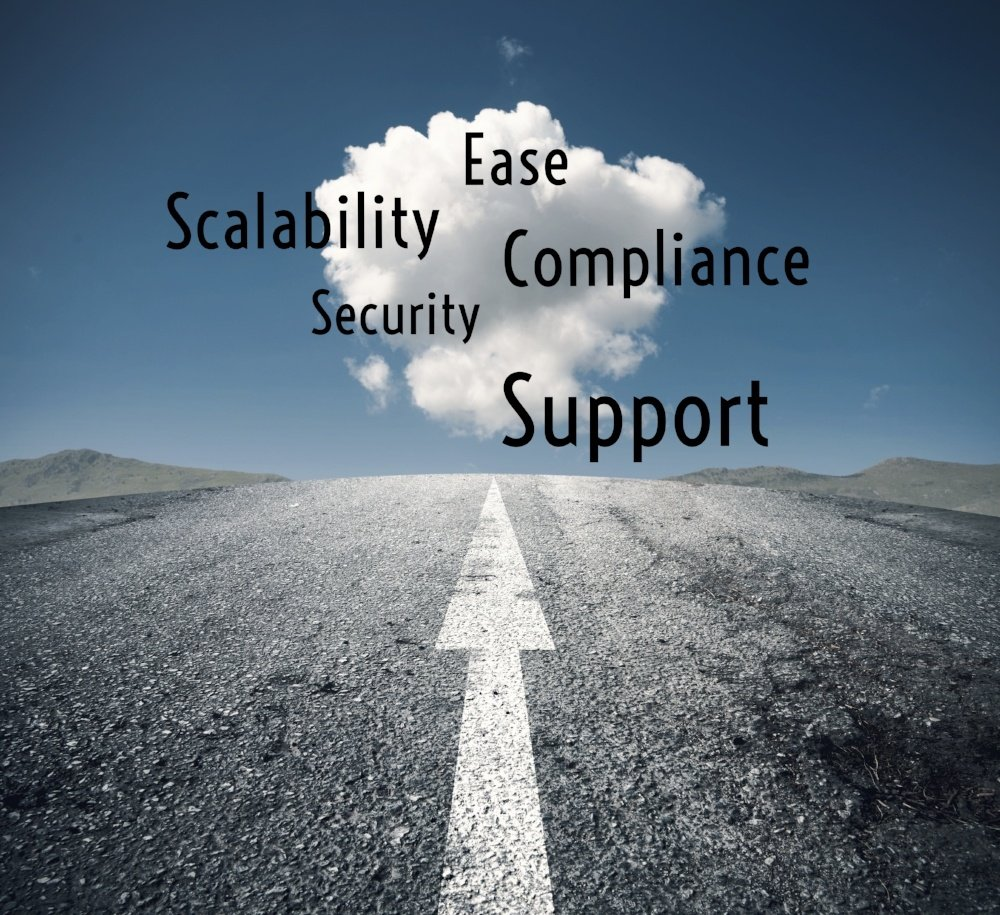 5 Things to Look For When Choosing a Cloud Provider