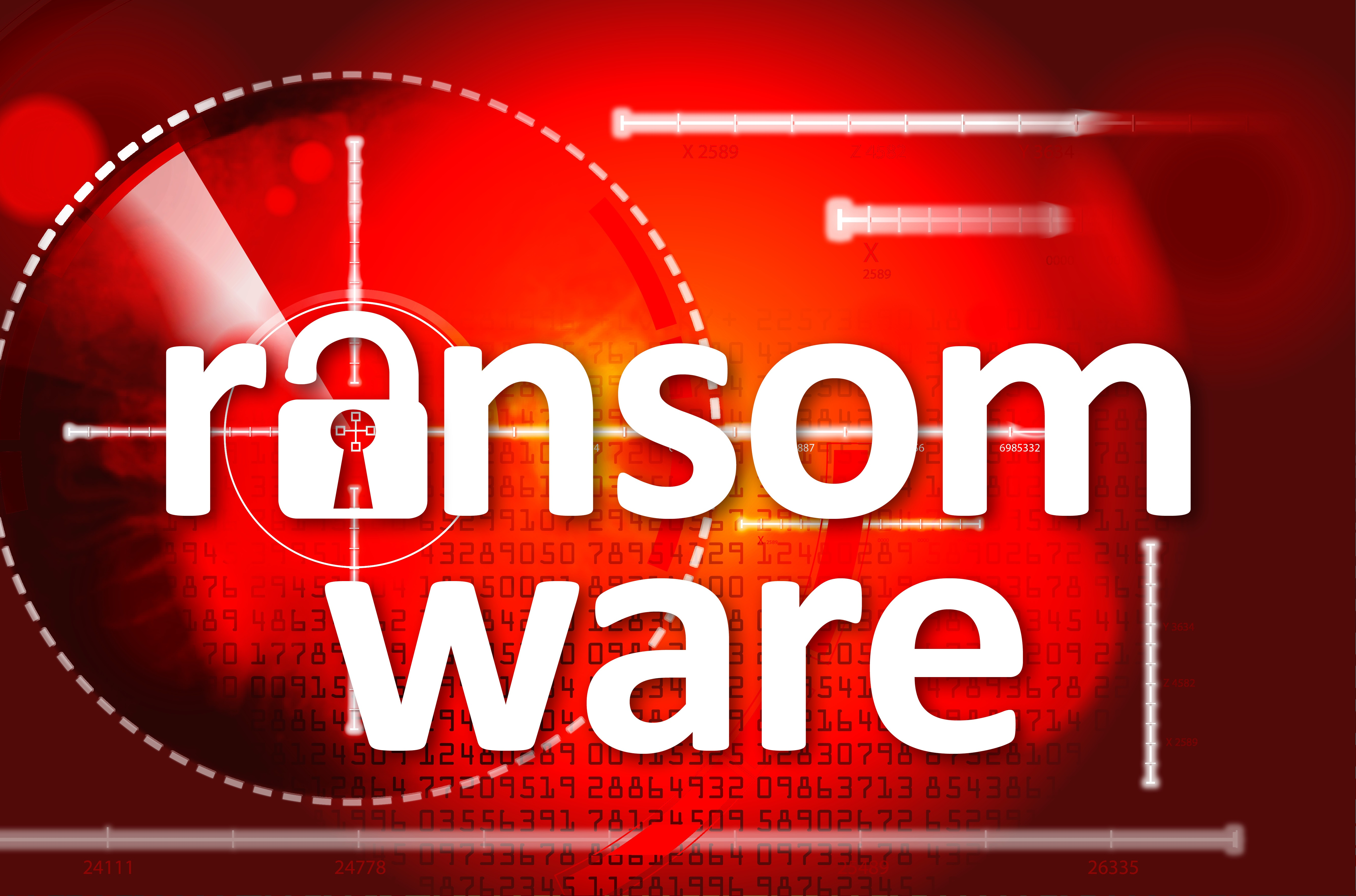 Increase in Ransomware in 2018