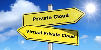 Is a Private Cloud the Same as a Virtual Private Cloud? - Featured Image