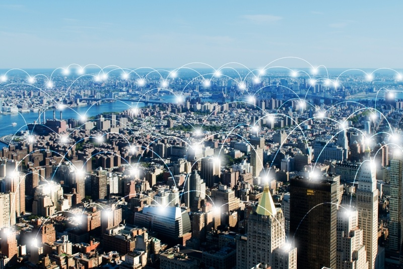 Smart cities use the cloud to change our lives