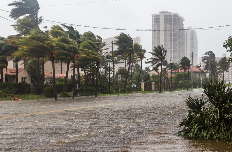 Florida hurricane disaster recovery