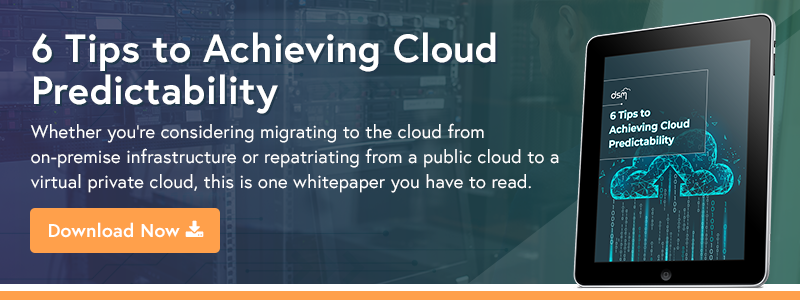 6 Tips to Achieving Cloud Predictability