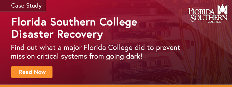 Florida Southern College Disaster Recovery Case Study