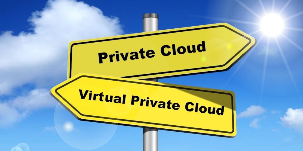 Is a Private Cloud the Same as a Virtual Private Cloud?